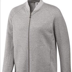 Men's Adidas XBYO zip up sweatshirt